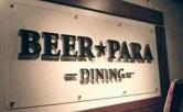 BEER PARA DINING